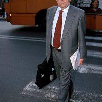 ROMA, 18/10/2000            POLITICANELLA FOTO: TULLIO DE MAURO MAURO SCROBOGNA / LA PRESSE
