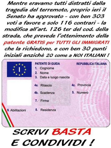 bufala-patente-gratis-agli-immigrati