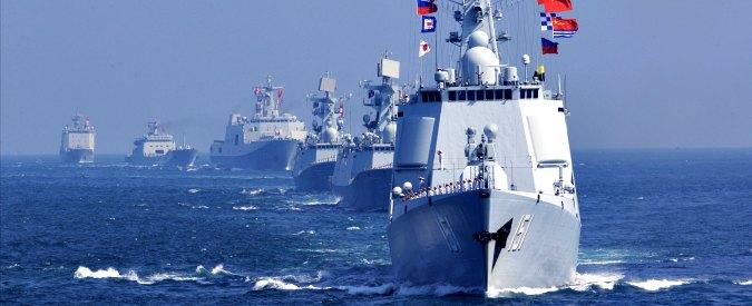 """Cina contro gli Usa sulle isole contese: """"Trump rischia una guerra su vasta scala"""""""
