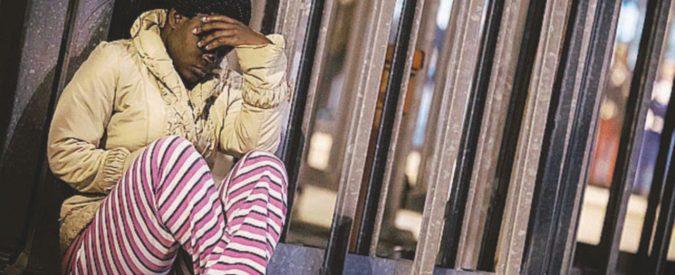 """""""Roma, in quel Cie solo 48 povere donne chiuse in una gabbia"""""""