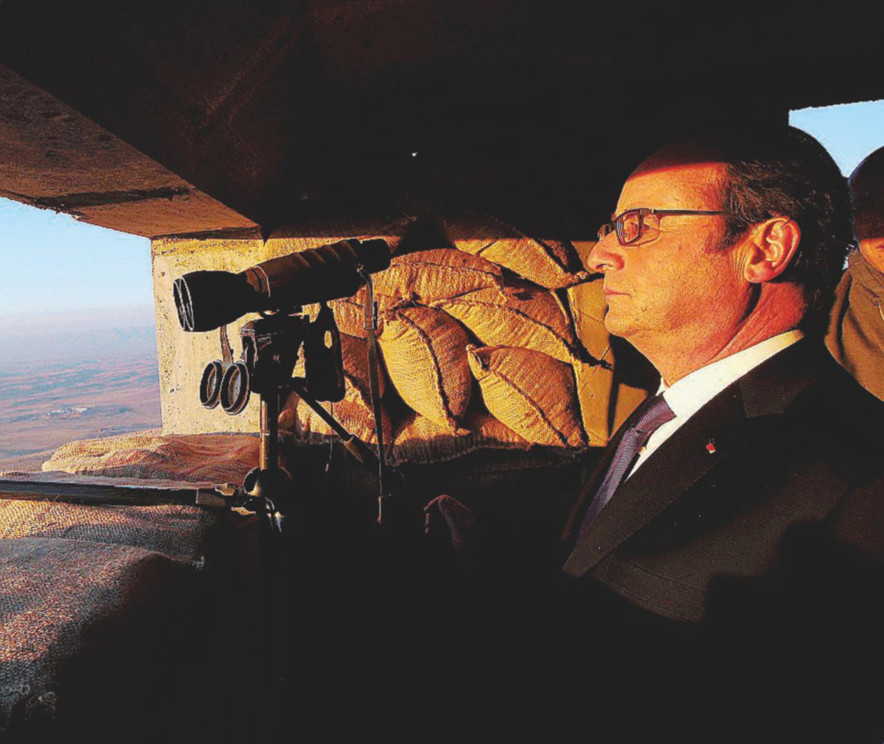 Fra Clouseau e 007: François Hollande, licenza di uccidere