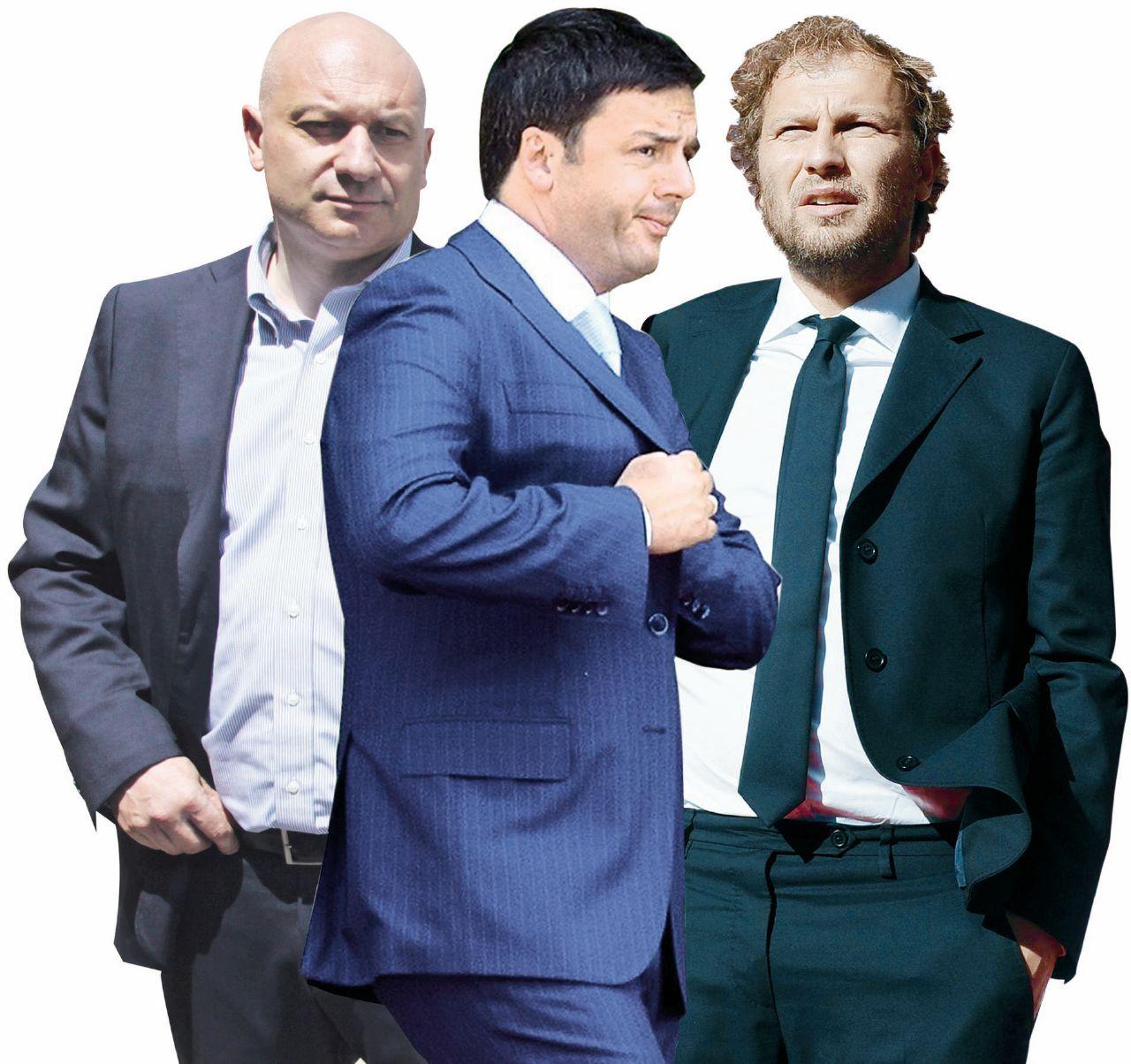 Vannoni-Lotti fratelli coltelli: ora Renzi ha davvero paura