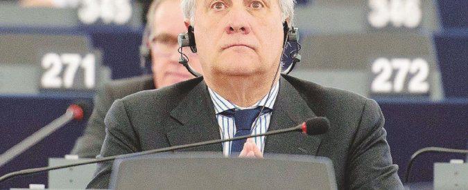 """Tajani presidente del Parlamento europeo: l'ex portavoce di Berlusconi eletto dopo il """"signor Schulz"""""""