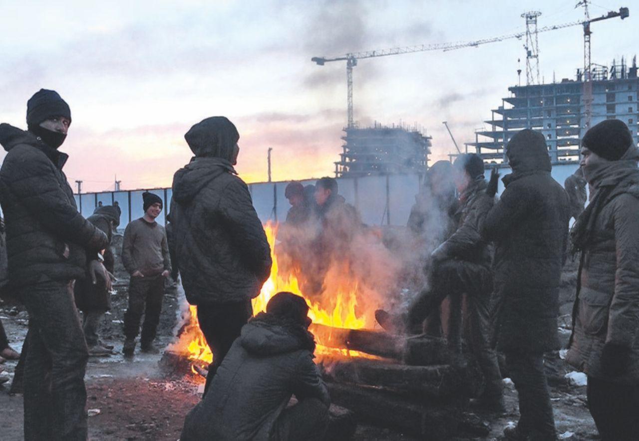 Ultima fermata Belgrado: l'Europa è un fabbricato gelido