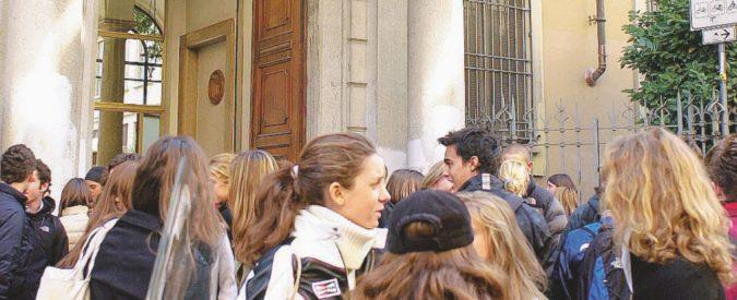 Nella scuola della Milano bene il bullismo c'è ma non si dice