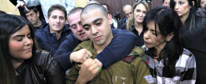 Israele, uccise palestinese ferito a terra: il soldato Elor Azaria giudicato colpevole
