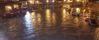 Maltempo, in Abruzzo esonda il fiume Pescara. Ancora 87mila persone senza corrente elettrica – FOTO