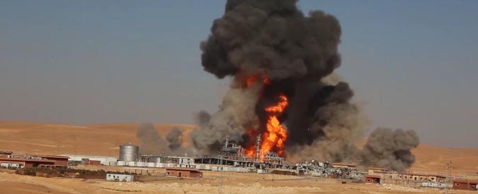 Siria, Isis fa esplodere più grosso giacimento di gas del paese a Homs