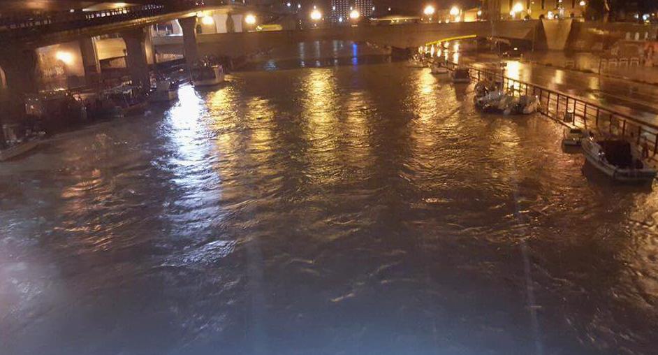 Maltempo, continua l'emergenza in centro Italia: esonda il fiume Pescara