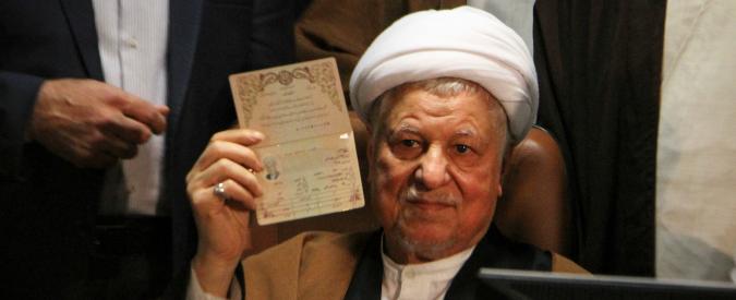 Akbar Hashem Rafsanjani morto, l'ex presidente iraniano aveva 82 anni