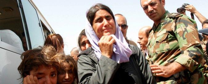 """Iraq, curdi chiudono ong: """"Donne yazide stuprate dall'Isis restano senza tutela"""""""