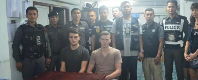 Thailandia, saranno scarcerati i 2 turisti italiani: trasferiti a Bangkok ed espulsi