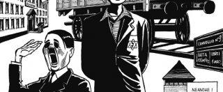 Giorno della memoria, lo sterminio nazista raccontato dai figli dei sopravvissuti nella graphic novel di Michel Kichka