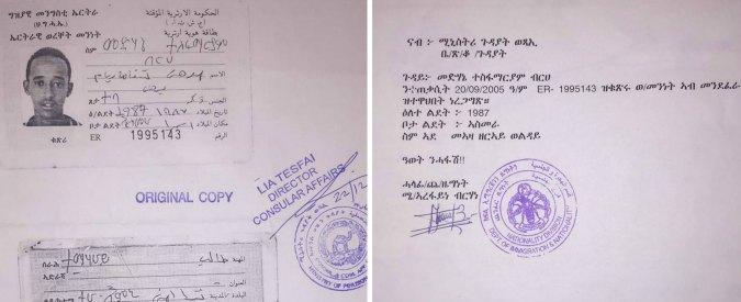 """Migranti, processo al capo degli scafisti Mered. Ministero degli Esteri eritreo """"scagiona"""" Berhe, alla sbarra a Palermo"""