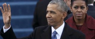 """Usa, Obama è ufficialmente pensionato: """"Percepirà 200mila dollari all'anno"""""""