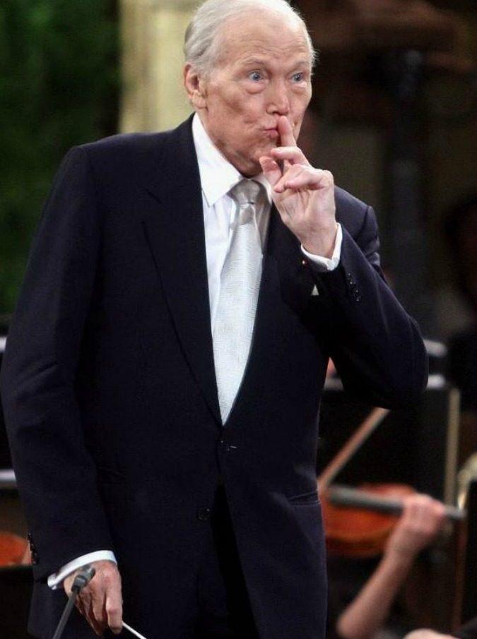 Addio a Georges Pretre, leggenda del podio. Era il direttore d'orchestra preferito dalla Callas (e grande amico della Scala)