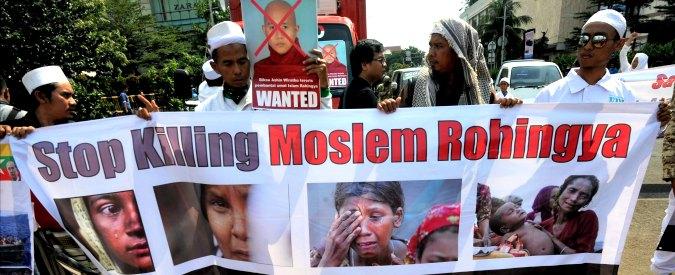 """Birmania, il massacro dei Rohingya nel silenzio di San Suu Kyi: """"Ora si stanno radicalizzando"""""""