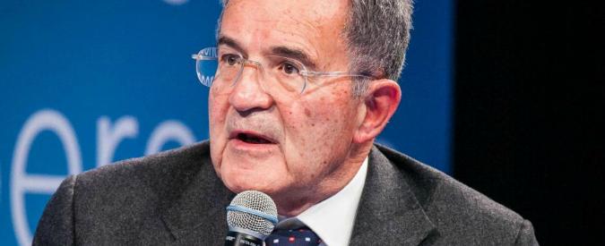 """Ue, Prodi: """"Togliere sanzioni alla Russia per prendere in contropiede Trump. Berlino? Forse vuole uscire dall'euro"""""""