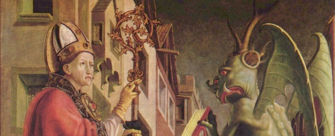 'Il concilio d'amore', tra Dio e il Papa si salva solo il Diavolo