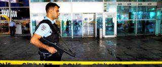 Turchia, nel 2016 il tentato golpe e una scia di attentati contro autobus, aeroporti, stadi e feste di nozze