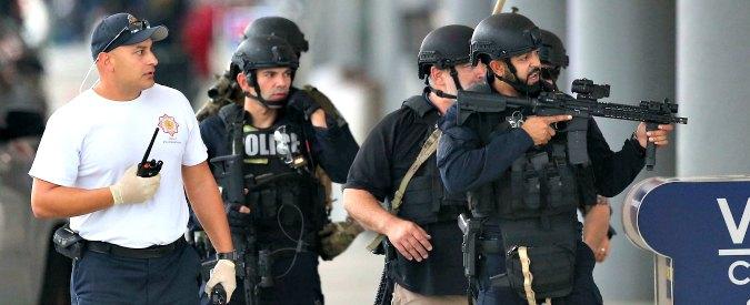 """Usa, soldato fa strage in aeroporto. Fbi: """"Non esclusa la pista del terrorismo"""""""