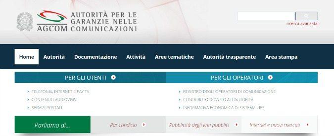 Web, il Pd amplia i poteri di Agcom. Con la scusa dell'Europa e del diritto d'autore