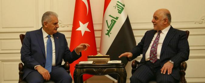Iraq, intesa fra Baghdad e Ankara per il ritiro delle truppe turche. E per isolare i curdi in Siria