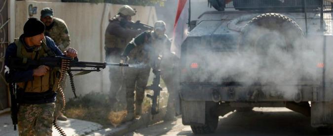 Iraq: dall'Isis alle milizie sciite, i crimini di guerra si commettono con le armi occidentali