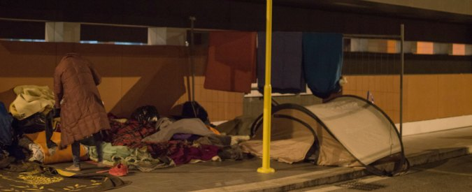 Migranti, a Roma buchi nell'accoglienza. E gli sgomberi si scaricano sui cittadini