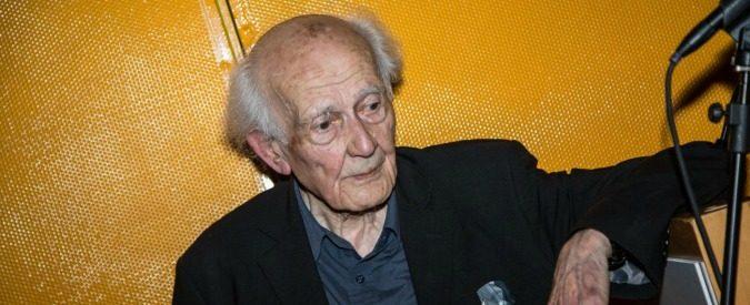 Bauman, il filosofo contro la società dei consumi