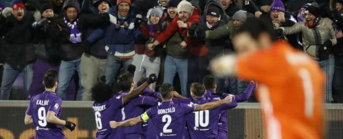 Serie A, Fiorentina-Juventus 2-1: il campionato non è riaperto, ma in Champions non si può sbagliare