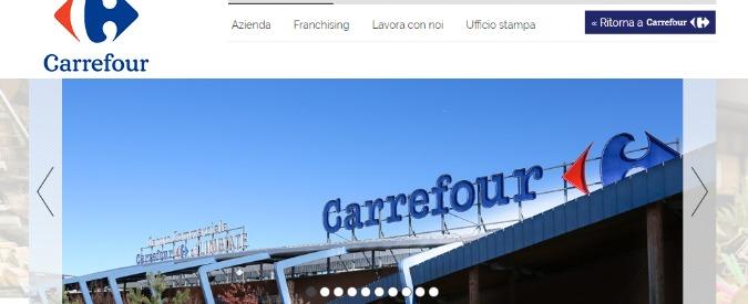 """Lavoro, Carrefour chiude tre ipermercati e licenzia 500 dipendenti. Sindacati: """"Sciopero il 27 e 28 gennaio"""""""