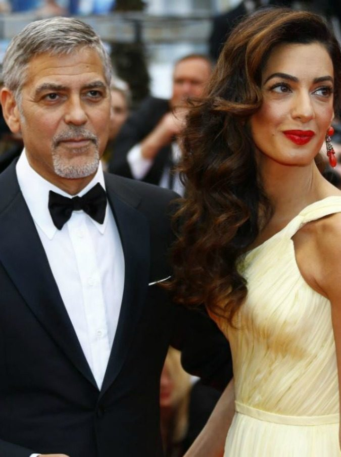 """George Clooney difende Meghan Markle: """"Perseguitata come Diana, la storia si ripete"""""""