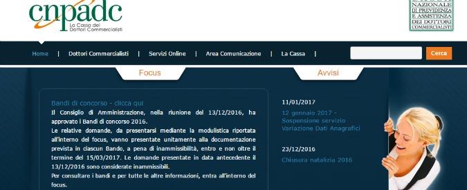 """Previdenza privata, Consulta dà ragione alle Casse: """"Non sono tenute a spending review"""". """"Ora Stato ci restituisca i soldi"""""""