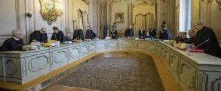 """Italicum, la decisione della Consulta: """"Ballottaggio incostituzionale"""". Ma sopravvive il premio di maggioranza"""