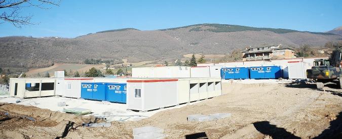 Terremoto centro Italia, i pasticci di Protezione Civile e Consip nel bando per i container agli sfollati