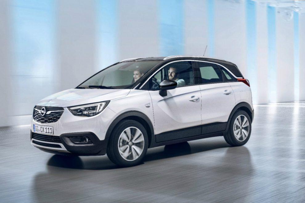 Meriva addio, al Salone di Ginevra debutta Opel Crossland X