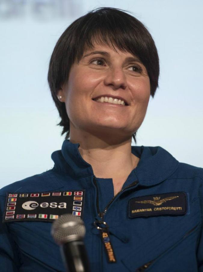Samantha Cristoforetti, l'astronauta dei record è mamma: nata Kelsey Amal