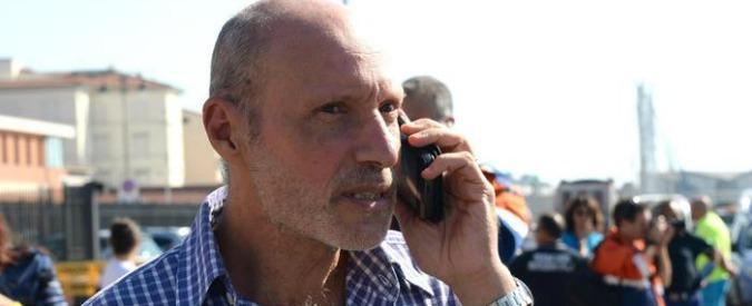 """Costa Concordia, De Falco 5 anni dopo: """"Schettino? Se mi avesse dato retta, gli avrebbero steso i tappeti rossi"""""""