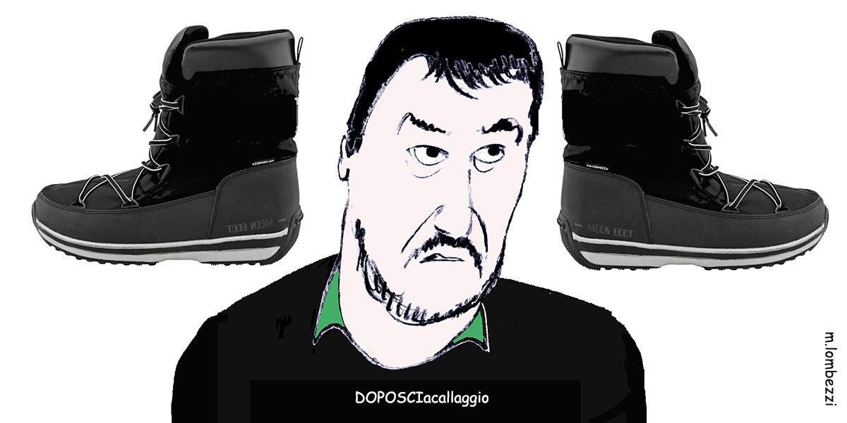 Terremoto, il DOPOSCIacallaggio di Salvini