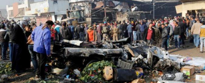 Iraq, autobomba al mercato di Baghdad: almeno 13 morti e decine di feriti