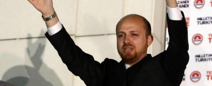 Bilal Erdoğan, a Bologna archiviata indagine per riciclaggio sul figlio del presidente turco