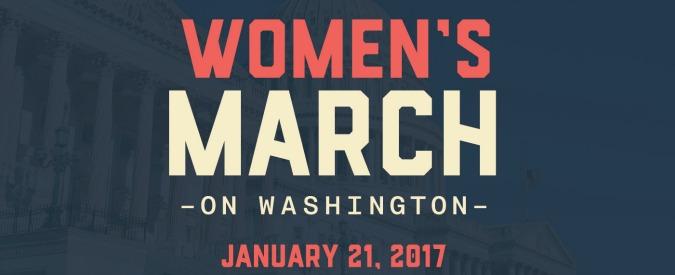Women's March, oggi è il giorno della marcia contro Trump e contro ogni discriminazione