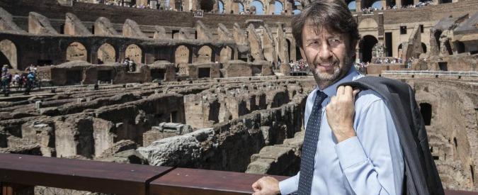 """Colosseo, nasce il parco archeologico. Critiche: """"Conterà solo il denaro"""". Franceschini: """"No, risorse anche per tutela"""""""