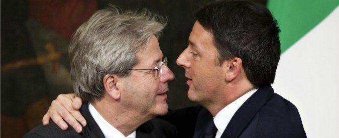 Renzi bis ovvero la ferrea legge del gambero
