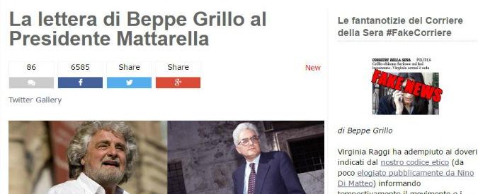 """Italicum, Grillo scrive a Mattarella sul blog: """"Andare al voto subito o applicare prima Legalicum anche al Senato"""""""
