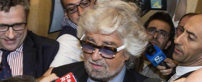 """M5S, Beppe Grillo benedice Trump e Putin ma smentisce: """"Mai detto che servono uomini forti come loro"""""""