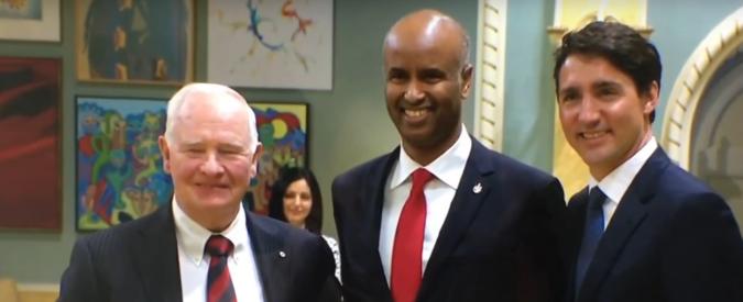 Canada, ex rifugiato somalo nominato ministro per le politiche migratorie