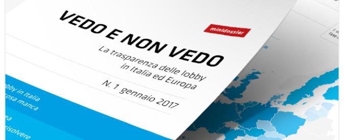 Lobby e trasparenza, nel registro Ue 10mila iscritti. In Italia proposte di legge ferme e per molti soggetti niente regole
