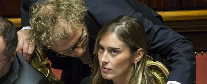 """Renzi """"silenzia"""" la Boschi: a Palazzo Chigi la sottosegretaria senza portavoce"""